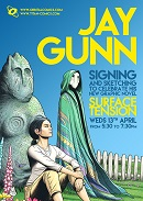 LE - Apr - Added - Jay Gunn Signing