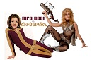 LE - Apr - Added - Mrs Peel vs Barbarella