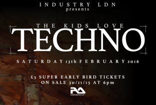 LE - The Kids Love Techno