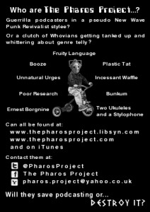 Pharos Project flyer back