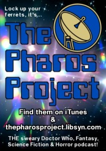 Pharos Project flyer front