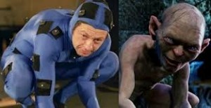 Serkis and Gollum