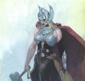 Female Thor Image