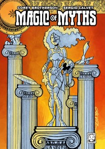 Magic of Myths cover