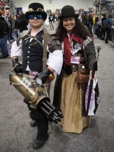 Steampunk Cos-play