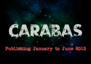 Carabas Publishing Jan-Jun 15