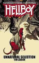 CA - Hellboy-unnatural-selection-tim-lebbon
