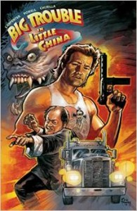 CBP B - Big Trouble in Little China
