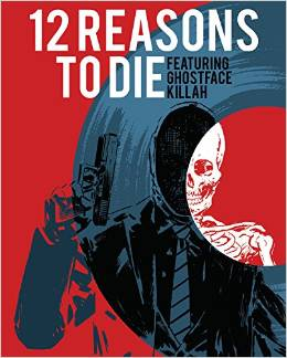 CBP Black Mask - 12 Reasons to Die
