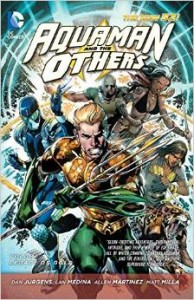 CBP DC - Aquaman and the Others