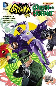 CBP DC - Batman 66 Meets the Green Hornet