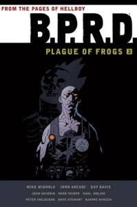 CBP DH - BPRD Plague of Frogs 2