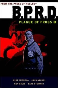 CBP DH - BPRD Plague of Frogs 3