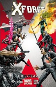 CBP Marvel - X-Force V2