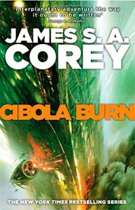 CBP - May - Cibola Burn (Hardback)