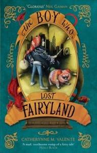 CBP - The Boy who lost Fairyland