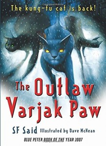 CBP - The Outlaw Varjak Paw