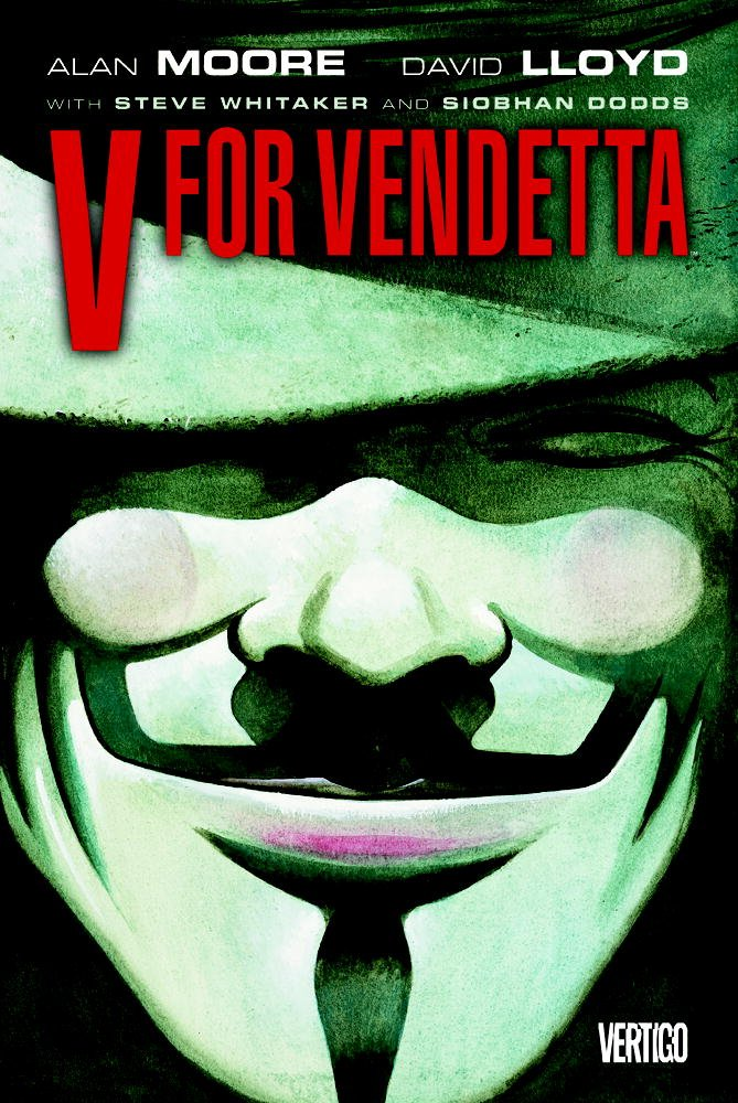 GN - V for Vendetta