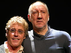 CA - Roger Daltrey and Pete Townshend 2008