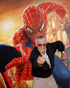 CA - Stan Lee Spider-Man