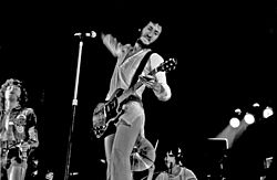CA - The Who 1972