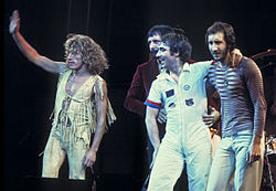 CA - The Who 1975