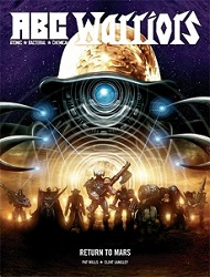 May - ABC Warriots Return to Mars cover
