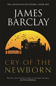CBP - James Barclay - Cry of the Newborn