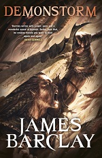 CBP - James Barclay - Demonstorm