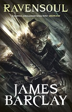 CBP - James Barclay - Ravensoul