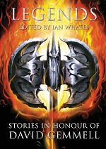 CBP - Legends - Stories in Honour of David Gemmell