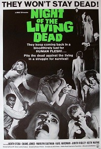 CPP - Classic & Cult Film Club - Night of the Living Dead