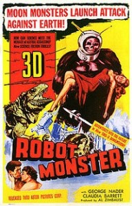 CPP - Classic & Cult Film Club - Robot Monster