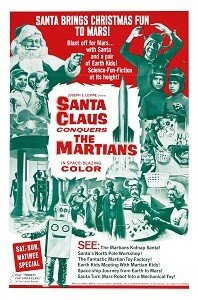 CPP - Classic & Cult Film Club - Santa Claus Conquers the Martians