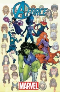 CA - ANAD Marvel A-Force