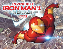 CA - ANAD Marvel Iron Man image