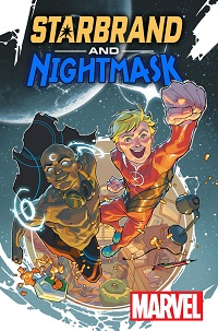 CA - ANAD - Starbrand and Nightmask #1