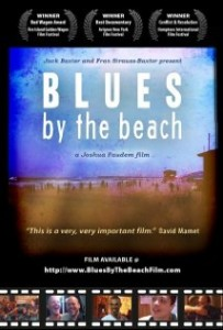 CA - Blues by the Beach poster
