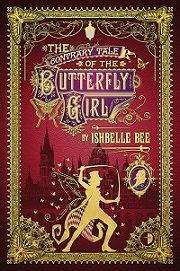 CB - AR - Aug - The Contrary Effect of the Butterfly Girl