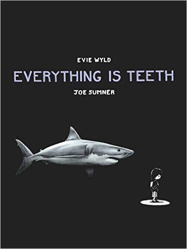 CG - JC - Aug - Everything is Teeth