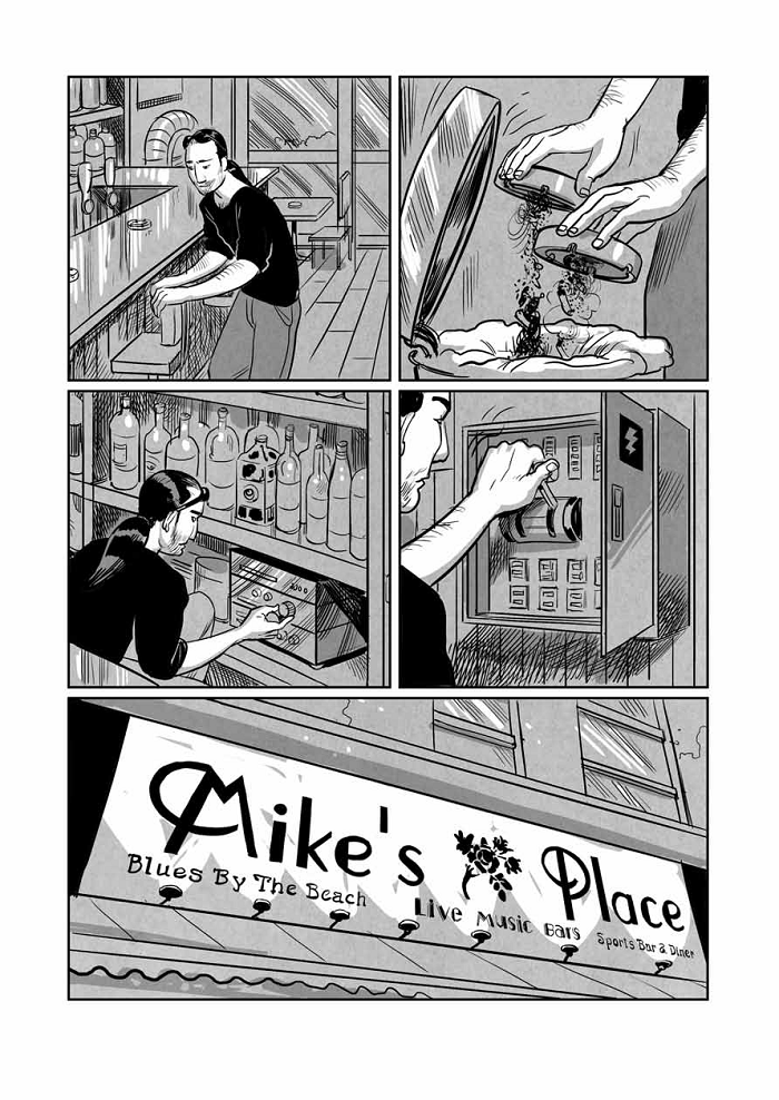 CGP - Mike's Place P10