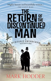 CB - DR - Aug - Return of the Discontinued Man