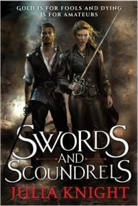 CB - Or - Oct - Swords and Scoundrels