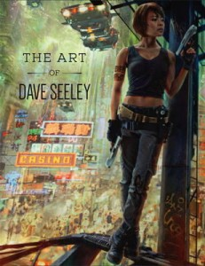 CB - Titan - Sep - The Art of Dave Seeley