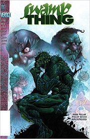CG - DC - Aug - Swamp Thing The Root of all Evil