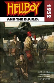 CG - DH - Aug - Hellboy and the BPRD 1952