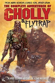 CG - Titan - Oct - The Complete Adventures of Cholly & Flytrap