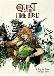 CG - Titan - Oct - The Quest for the Time Bird