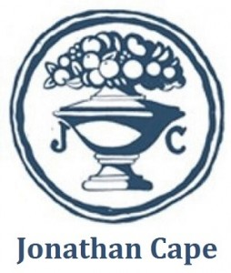 Jonathan Cape Logo with text