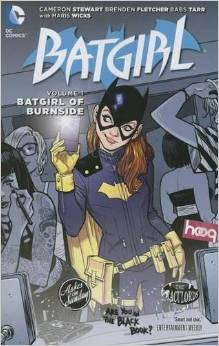 Review CGP - DC - Jun - Batgirl V1 Batgirl of Burnside